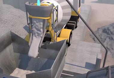 concrete-animation