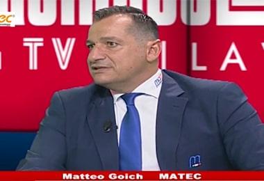 SKY Business - Matteo Goich's Interview