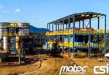 MATEC biggest plant in the world, CSN - Brazil